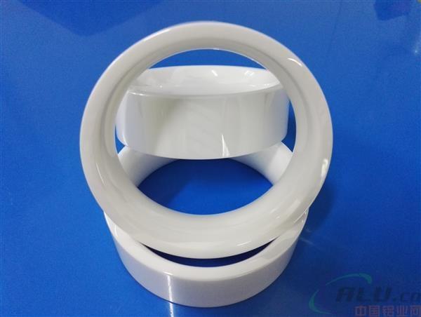 供应氧化铝陶瓷密封环 氧化铝加工厂