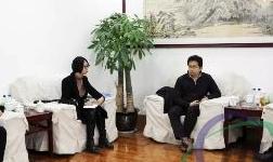 华宇合金:高喜柱会见正润日轻董事、总经理佐藤丘宪一行