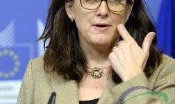 欧盟贸易委员20日将赴美就钢铁和铝产品税收问题进行讨论