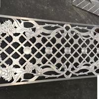 DL大吕专业生产铝窗花 浮雕花厂家