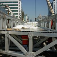 6061植物园网壳穹顶生产及加工