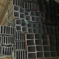 云浮铝合金材铝方管价格 楼梯扶手专用
