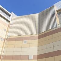 购物商城外墙装饰铝单板 氟碳幕墙铝单板