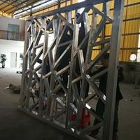 雕花幕墙铝单板 铝窗花各规格定制