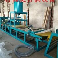 砂浆复合岩棉板设备专业厂家定做