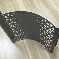 各种孔径铝单板幕墙 2.02.5雕花铝单板