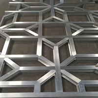 各种复杂图案烧焊铝单板 中式铝窗花