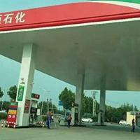 青海加油站雨棚300宽高边防风铝条扣