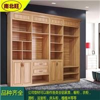 衣柜铝合金材料 铝合金简易酒柜招商