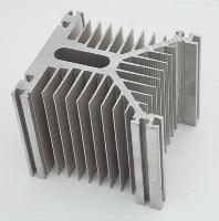 供应铝合金电子型材 散热器型材