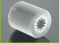 生产合金散热器 装饰型材 铝管
