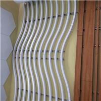 杭州拉弯弧形铝方通定制厂家