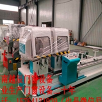 江西九江市整套断桥铝门窗机器报价共几台