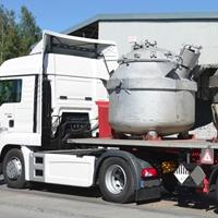 液铝运输包
