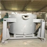 翻转式熔铝炉 可倾式铝合金电熔炼炉