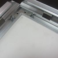 专业广告牌铝合金框架铝框架加工