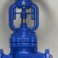 进口焊接波纹管截止阀概述
