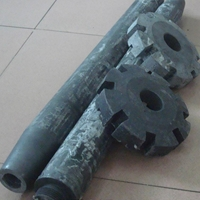 石墨转子除气转子Φ70mm~250 mm