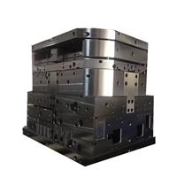 诺冠工业气动元件铝合金压铸模具