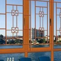 现代简约铝合金防盗窗花铝窗花