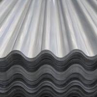 房屋瓦楞板 屋顶用铝瓦