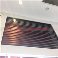 厂家直销电动铝合金百叶天窗铝型材
