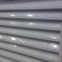 百叶空调外机罩 铝合金空调罩厂家加工定制