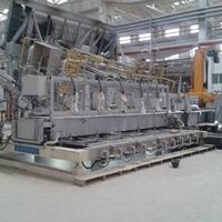 全自动液压半连续内导式铸造机