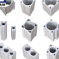 6061 6063工业铝型材 欢迎定制 西铝集团