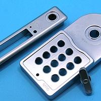 铝合金压铸件 安防配件 监控安防配件生产