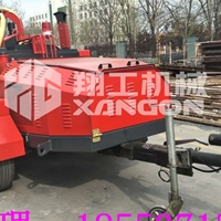 大型拖拉式沥青灌缝机
