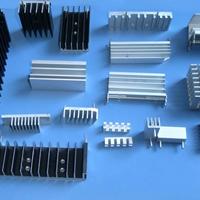 航港电子元器件铝制品 散热器  铝面壳
