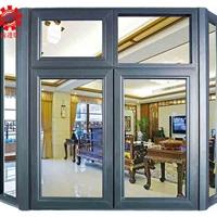铝合金117系列铝合金推拉窗