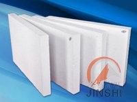 真空炉背衬保温材料硅酸铝纤维板供应中