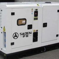 100KW静音柴油发电机组价格