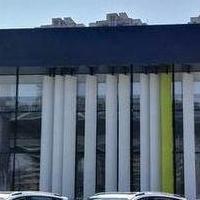 惠州领克4s店外墙黑色单板