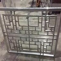 商业建筑雕刻铝合金窗花_铝板雕刻窗花厂家