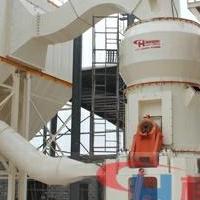 小型高产量石墨立式磨粉机生产线设备