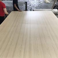 墙身密拼木纹铝单板 直角刨槽铝单板厂家