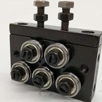 调直器  14轮调直器  U型槽调直器