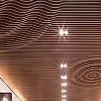 广州造形铝方通厂家,安顺弧形铝方通价格。