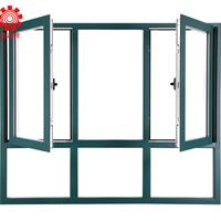 117隔热铝合金推拉窗型材