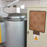 广州300KG熔铝炉 机边保温炉