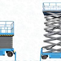 18米升降机 宁夏升降作业平台车价格