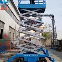 18米升降机 西宁市电动升降作业平台价格